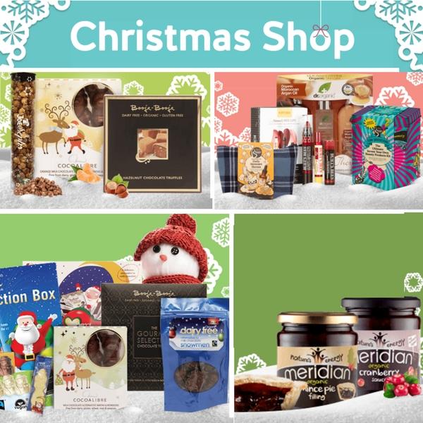 Shop Christmas at Holland & Barrett