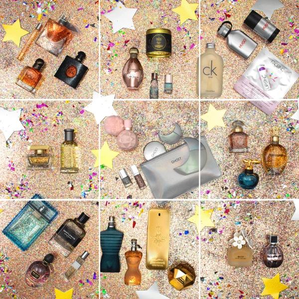 Christmas gift savings at The Perfume Shop