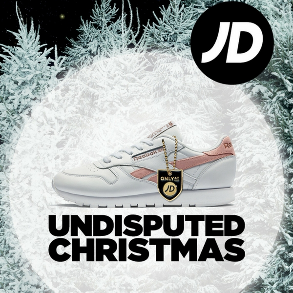 Undisputed Christmas is at JD Sports