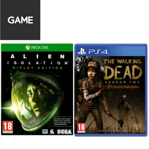 2 for £20 games at Game